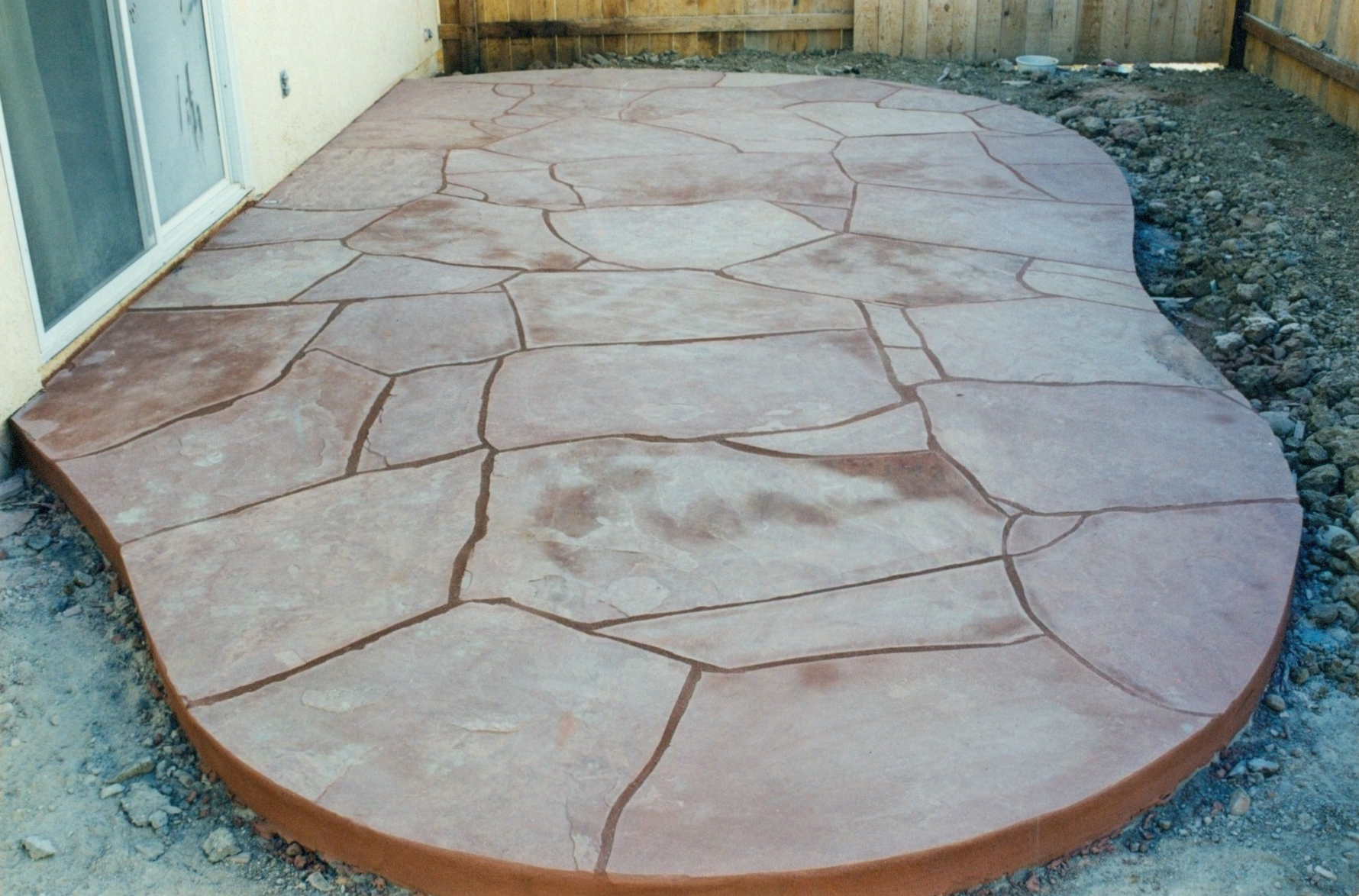 ... CA Flagstone Patio   San Diego, ...